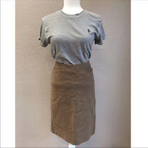 Ralph Lauren Sport pencil skirt